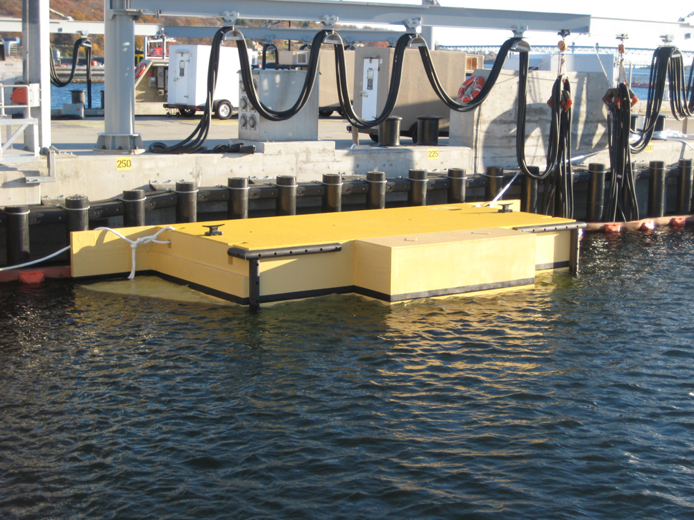 Pier 6 Submarine Camel Project Gallery