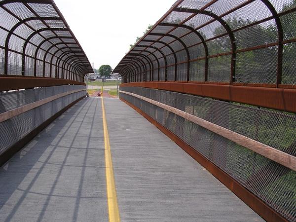Greene County Ohio Finished Bridge