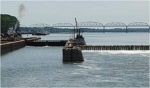 1. Army Corps of Engineers Wicket Gates