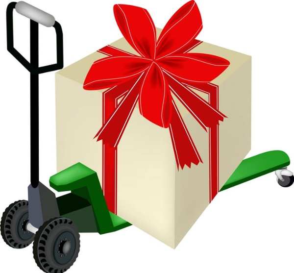 Christmas Shopping for FRP