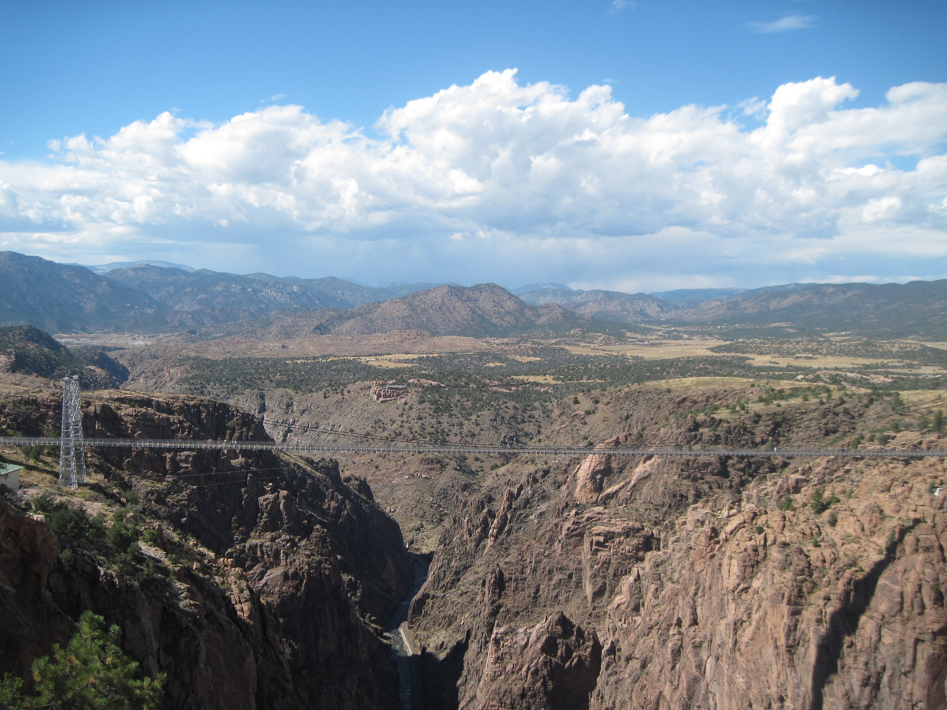 Royal Gorge Bridge Park Colorado