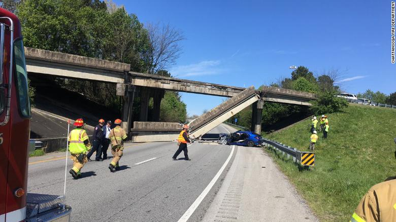 Bridge Collapse photo