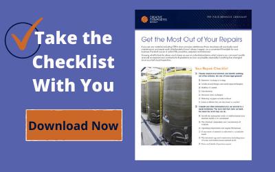 CRCO field services checklist CTA