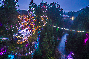 Canyon Lights, Canada