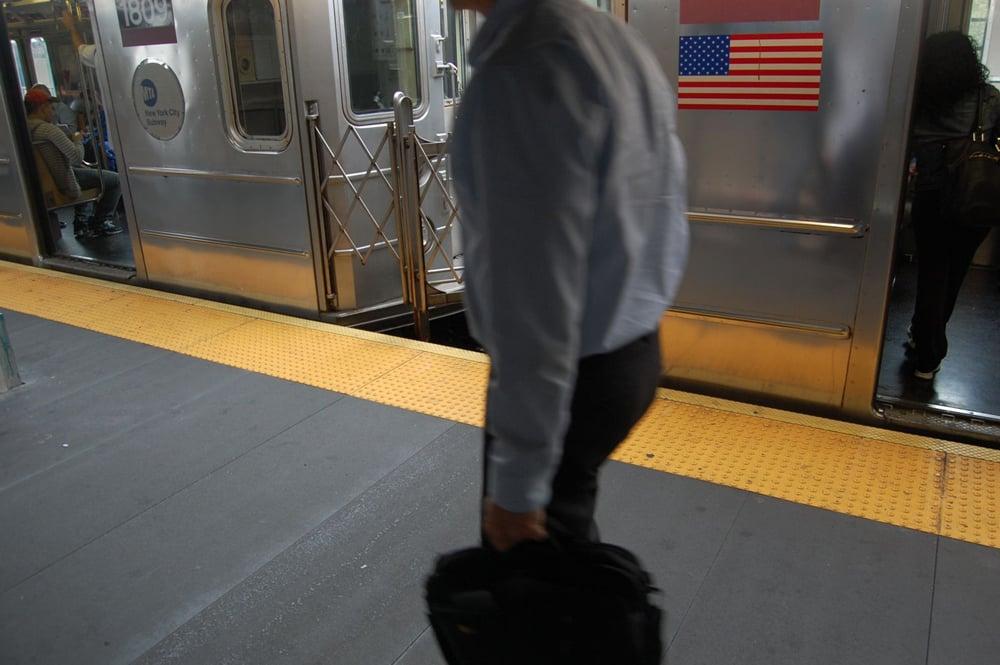 New York City Transit Authority - FRP Superdeck Mass Transit Decking
