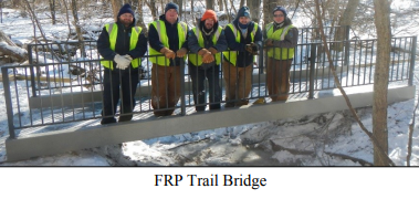 FRP Trail Bridges1