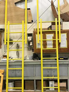 FRP-Ladder