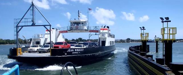 Ferry Impact