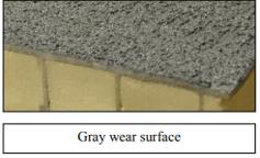 Gray wear surface-1
