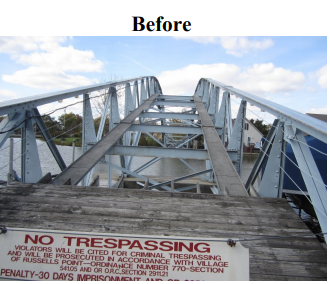 Historic Resort Bridge Restored1