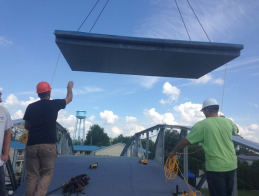 Historic Resort Bridge Restored3