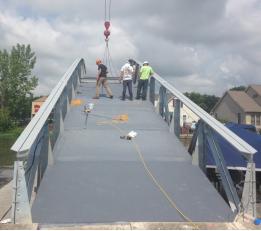 Historic Resort Bridge Restored4