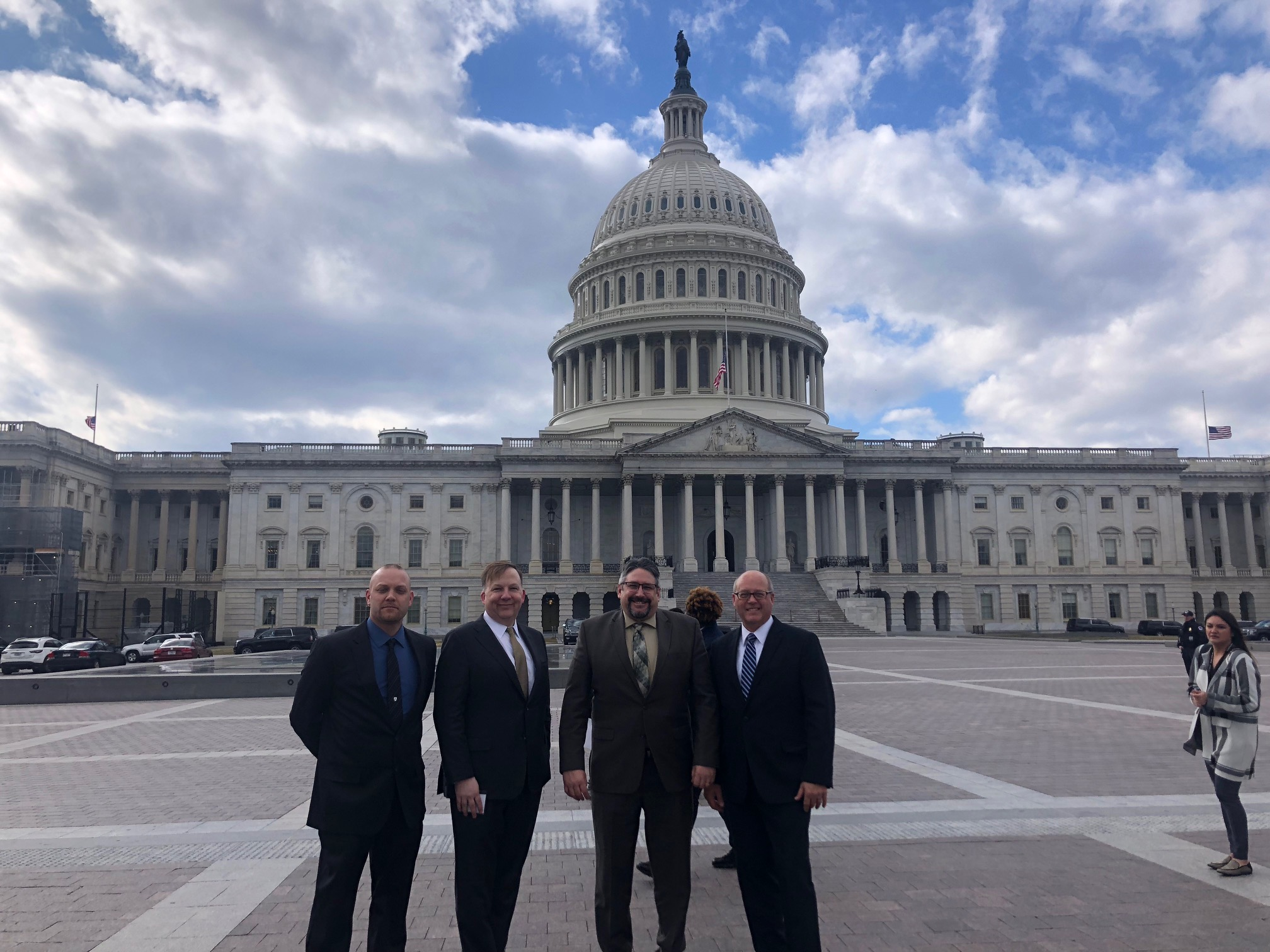 Advocating for composites in infrastructure on Capitol Hill