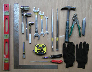 Assembly Tools Required