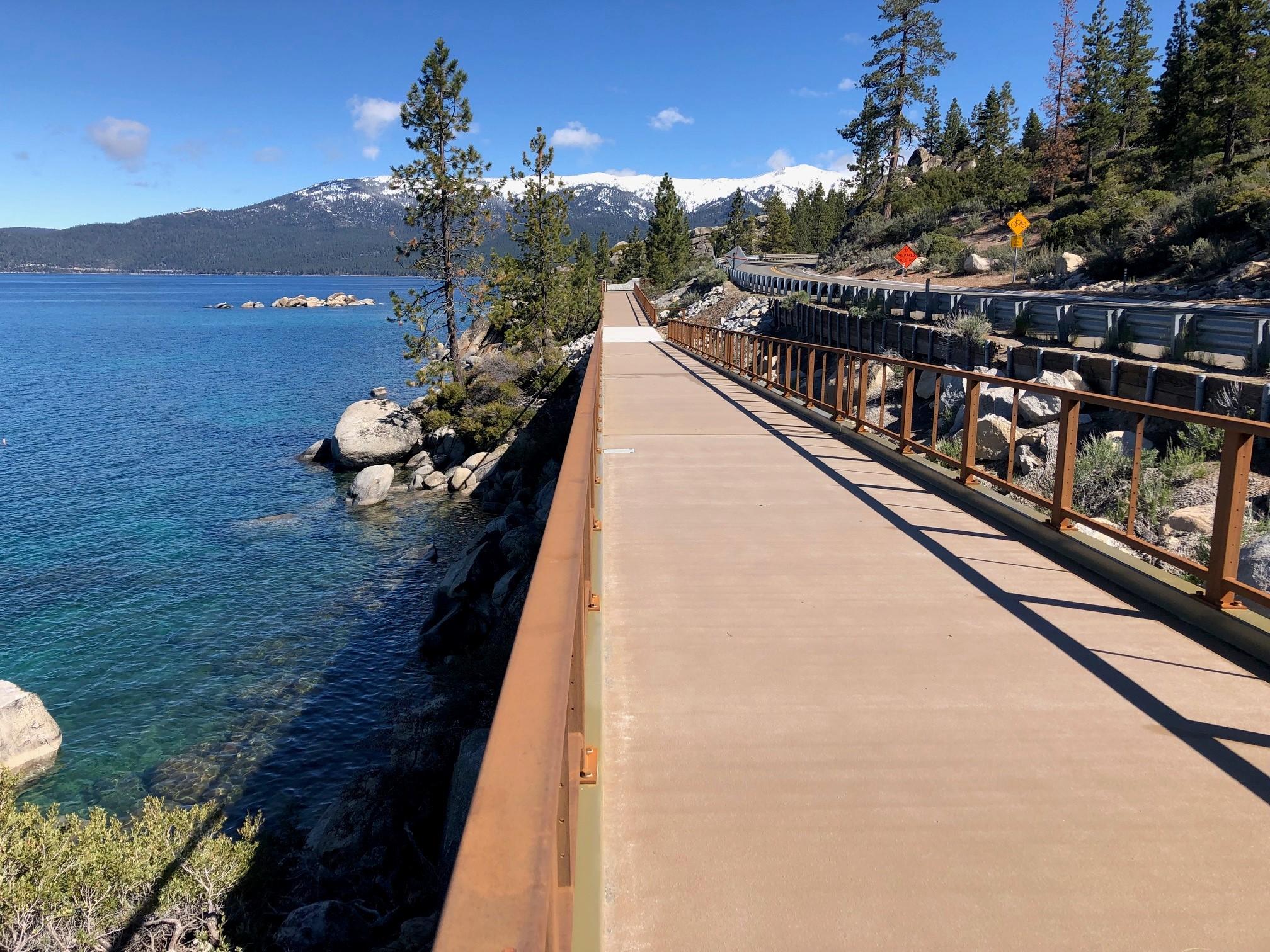 Lake Tahoe Shared Use Path