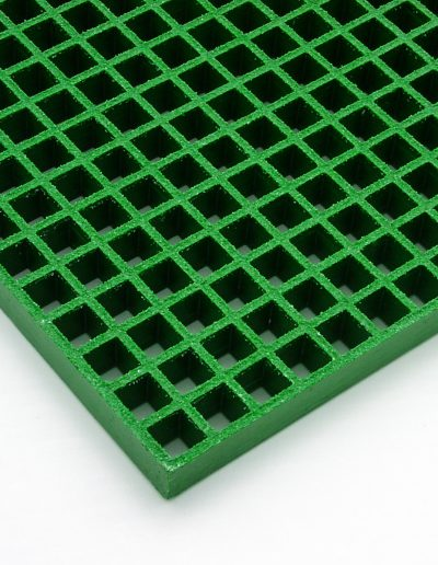 Grating Molded Green