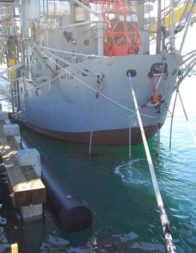 Harborcamel Floating Log Fenders
