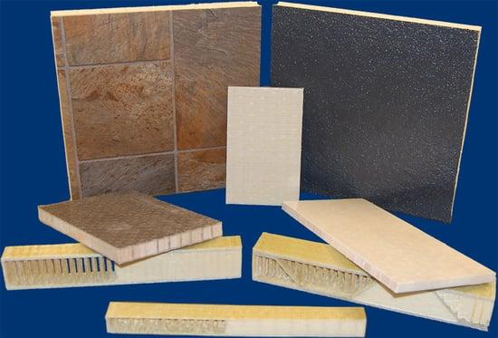 Lightweight FRP Composite Panele
