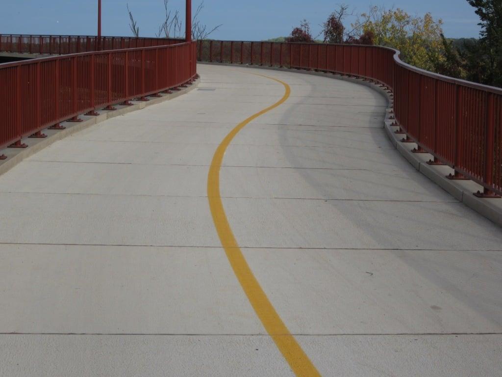 S-curve in Bridge Design Features