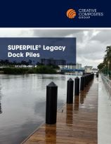 Superpile legacy dock piles