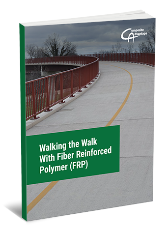 Walking the Walk With Fiber Reinforced Polymer