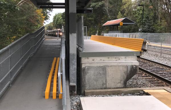 West Natick FRP Mini-High Platform (002)