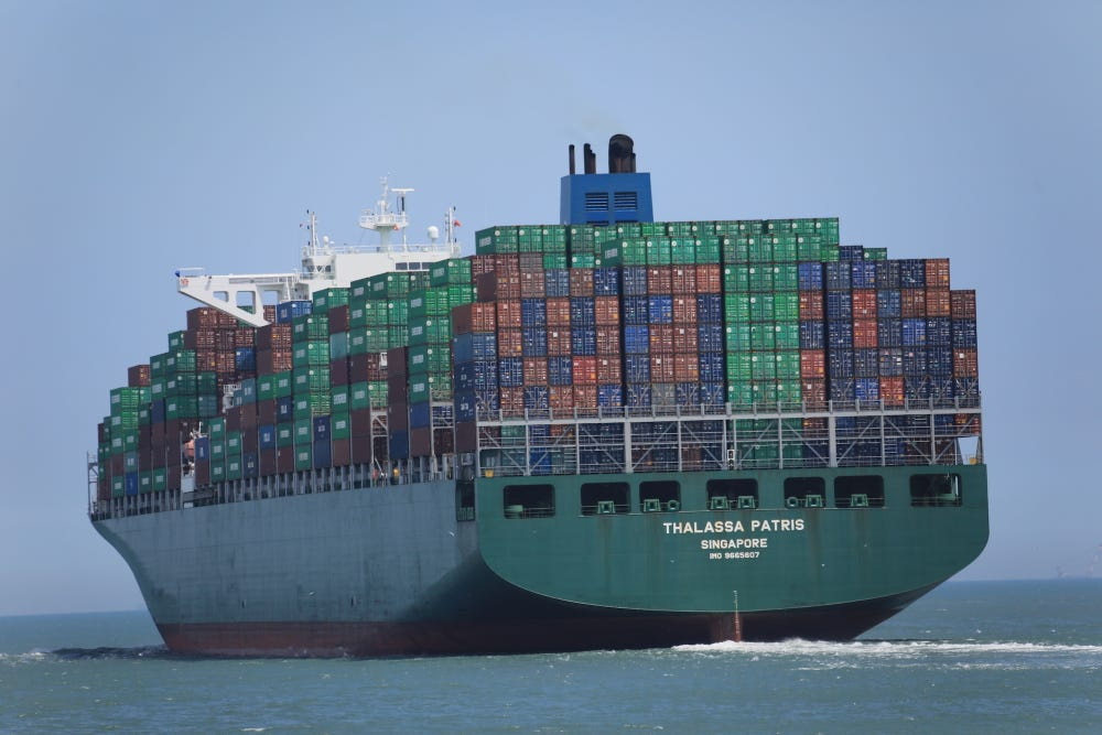 container ship - Credit Getty Images (002)