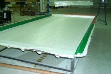 fiberglass-laydown