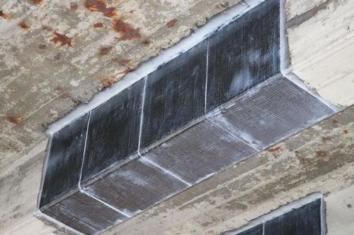 fiberglass-wrapped-concrete-columns