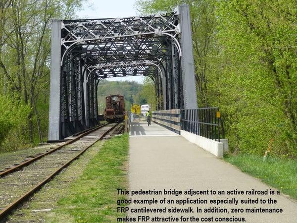 Rail Trail Application For Cantilevered SidewalkWEB
