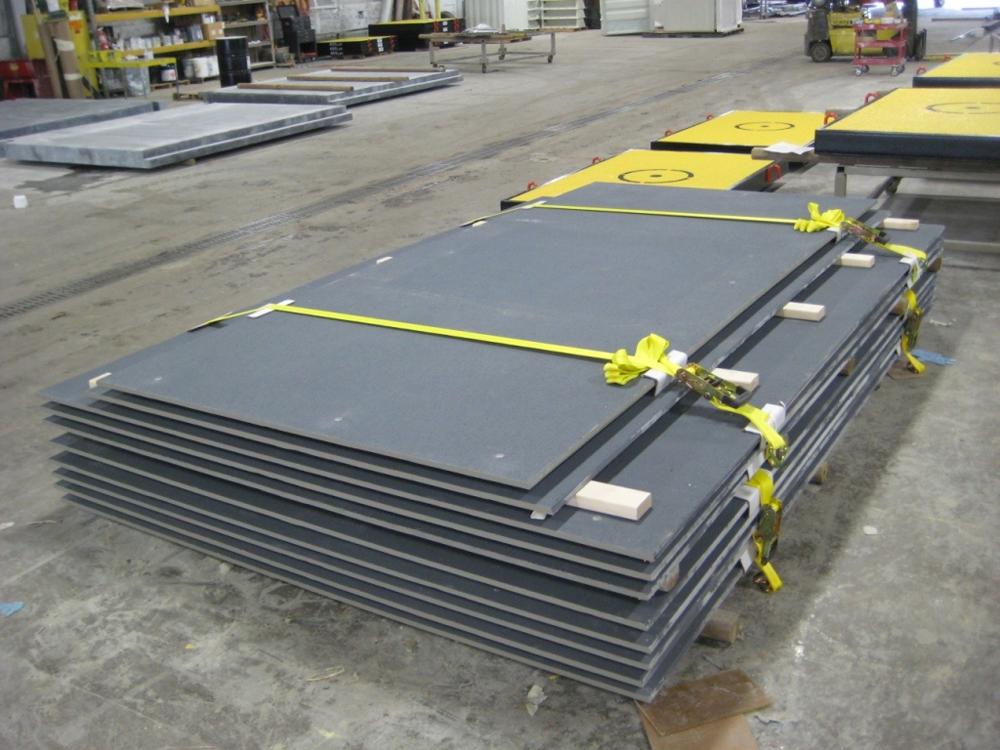 Deck Panel Stack