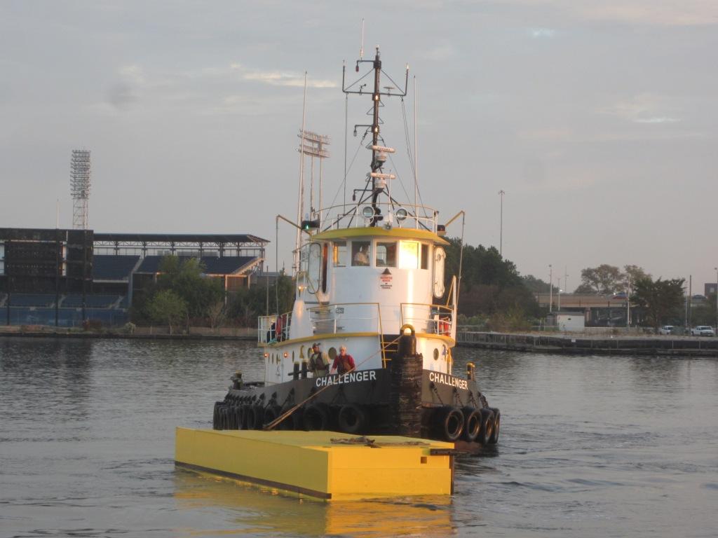 23 Tug Transportation