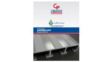 AMERIBOARD Fiberglass (FG) 1203 Plank