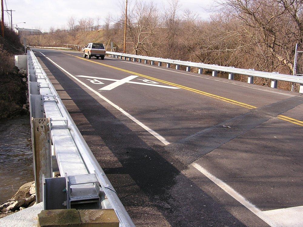 09 Finished Bridge With Asphalt Surface