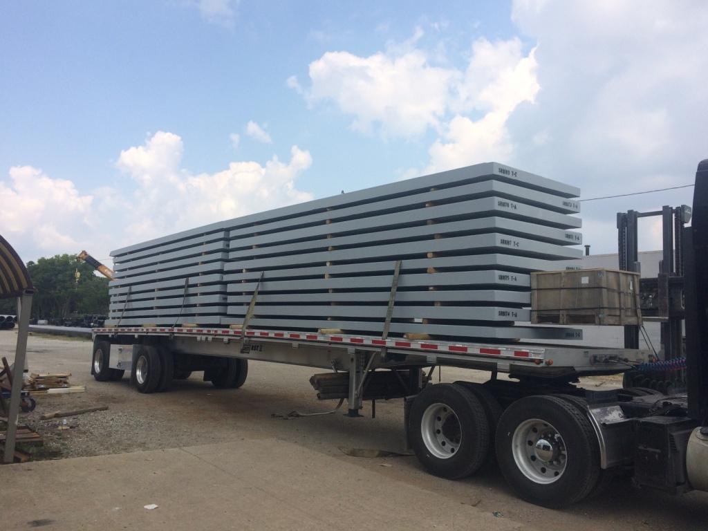 2. Panels On Truck
