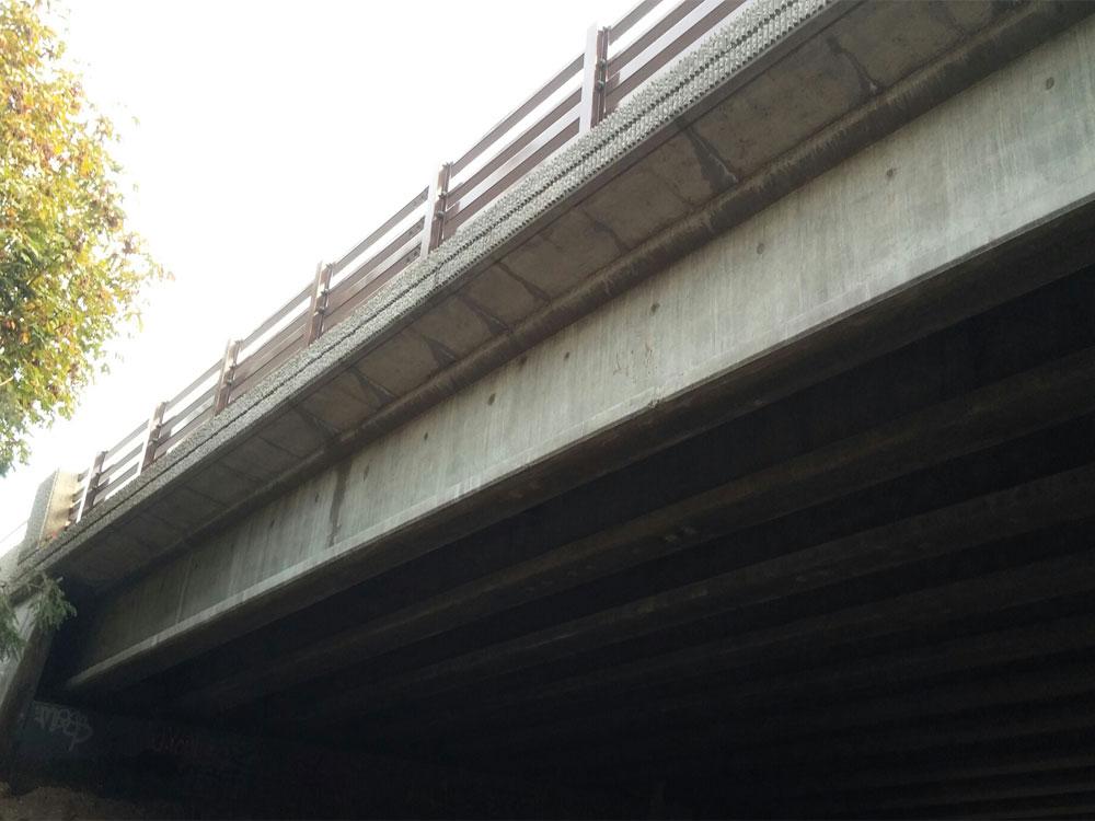 4. Underside Of Sidewalk