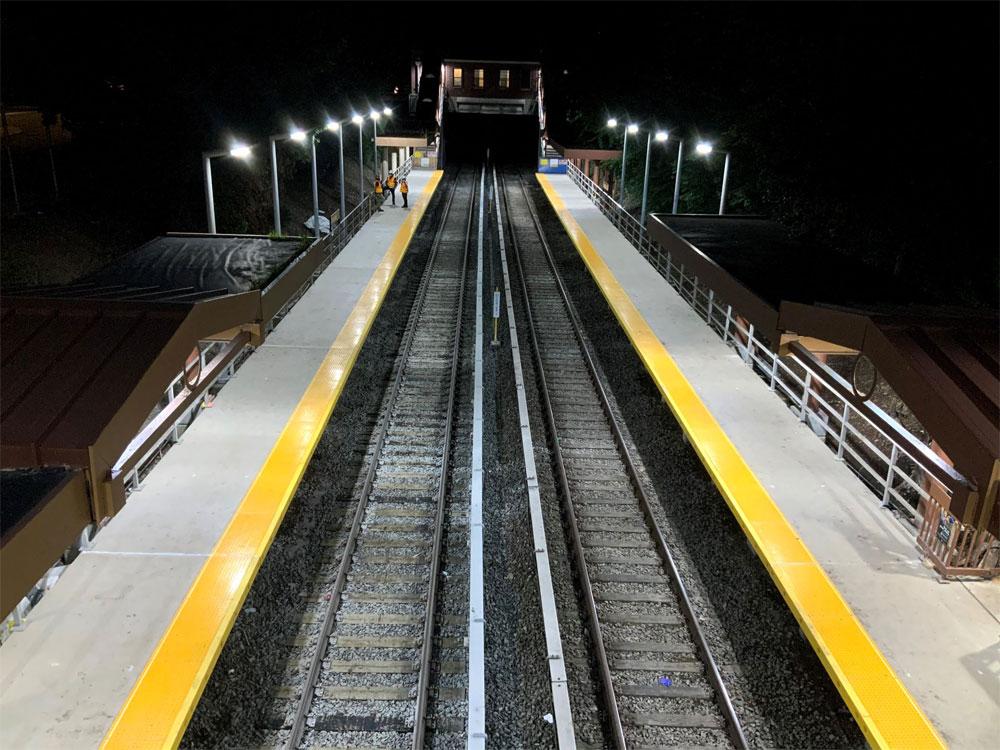 5 Completed Platform