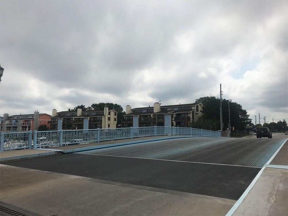 5 Left View Up Bridge