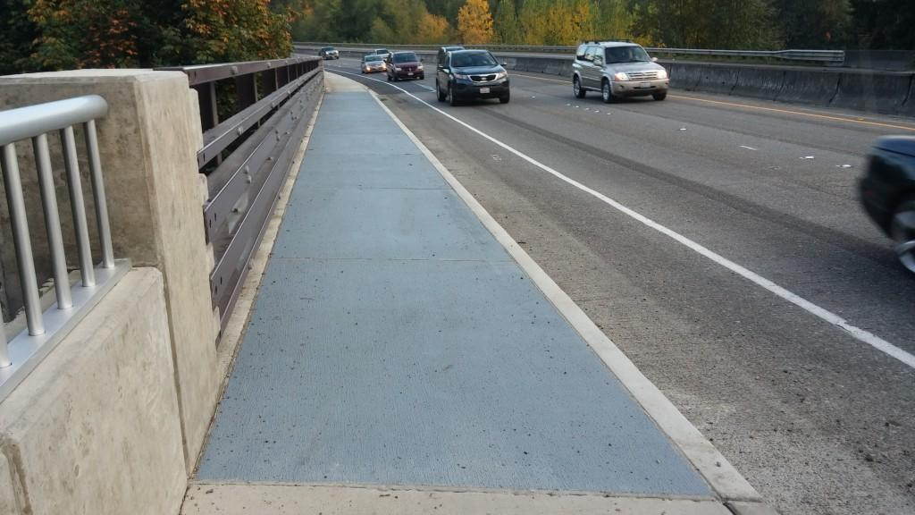 5. Completed Sidewalk