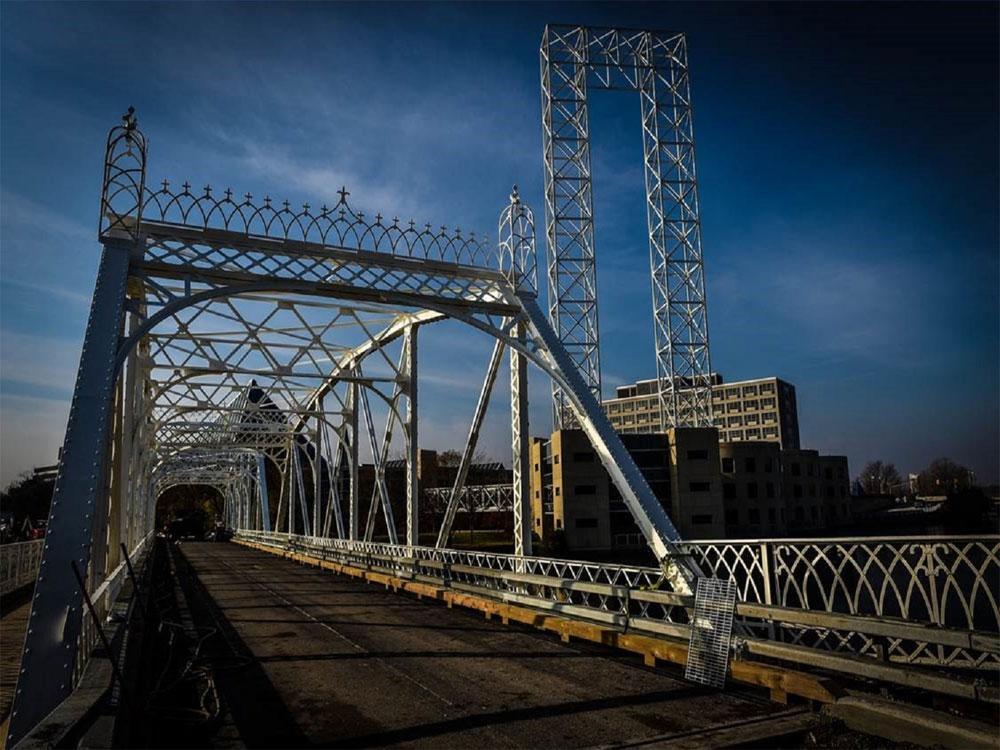 7 New Bridge Deck