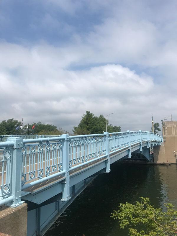 7 Side View of Bridge