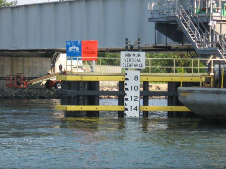 Amtrak Bridge Fender