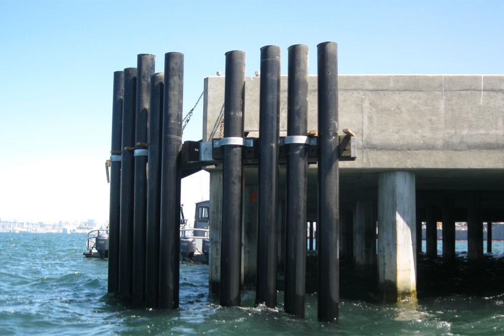 San Diego Navy Pier