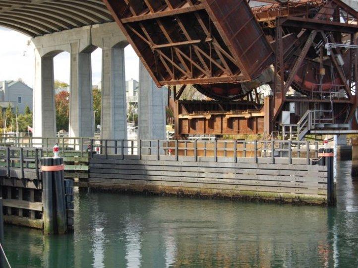 Shark River Bridge Fender