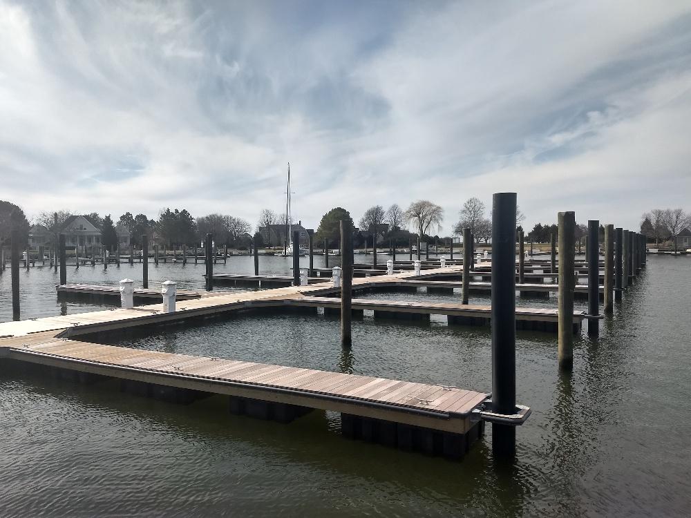 Dock Pile