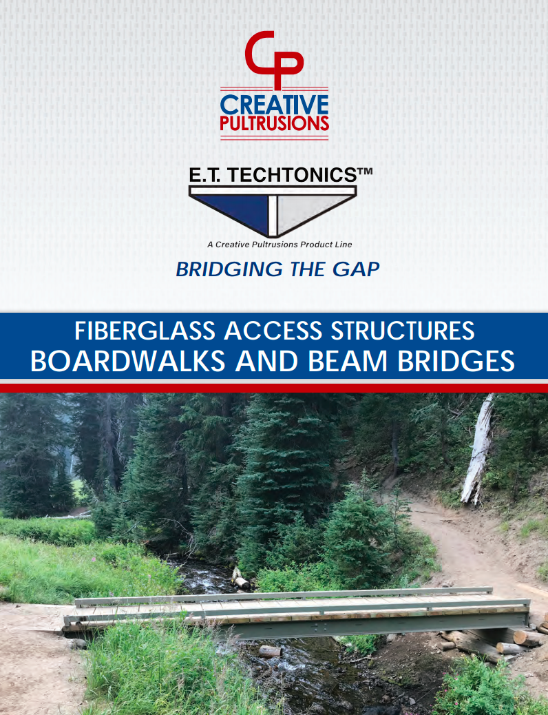 Fiberglass Boardwalks Brochure