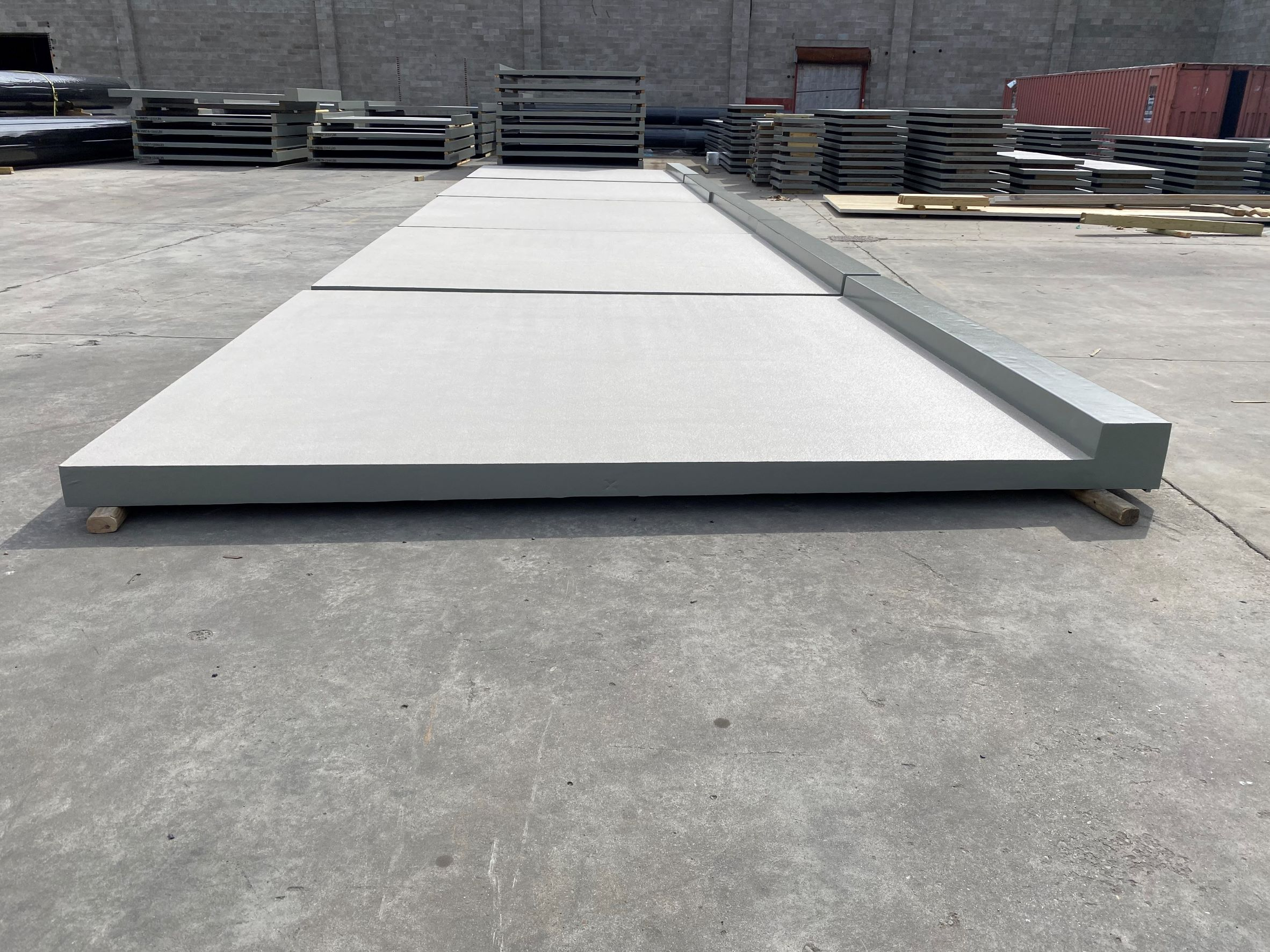 H3. FRP sidewalk panels