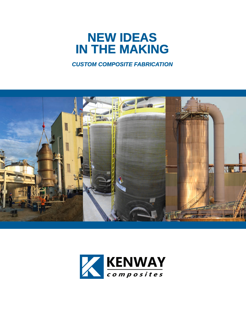Kenway Composites - Custom Composite Fabrication Brochure