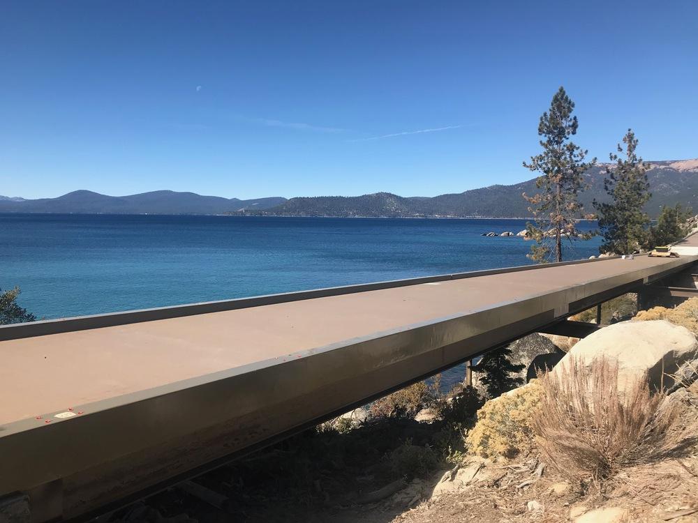 Lake Tahoe Pedestrian Bridge 1