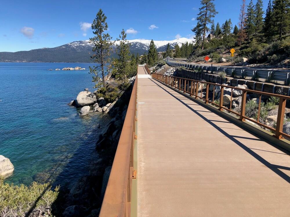 Lake Tahoe Shared Use Path 1